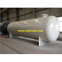 40m3 20ton horizontal de tanques de propano