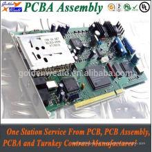 montaje del tablero de pcb en el fabricante de Shenzhen a20 pcba