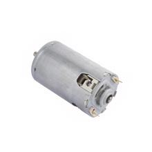 Big torque high voltage 220v 230v double output shaft dc motor