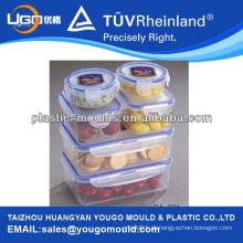 Molde de injeção de gaveta de plástico doméstico