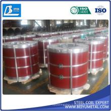 Bobine en acier prépeint CGCC ASTM A653 PPGI PPGL