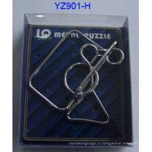 IQ Metal Puzzle для детей
