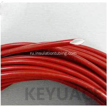 7kv Silicone Coated Fiberglass Braided Sleeving