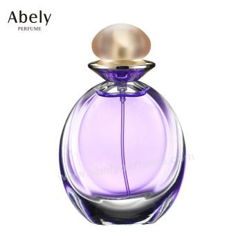 Abely Fábrica de perfume francês Designer de vidro para adultos