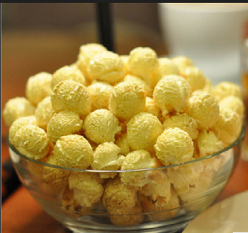 Gas Type Pop Corn