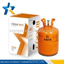 Refrigerador quente r407c do refrigerant do refrigerador 2014 do refrigerant do ar do condicionador de ar da venda