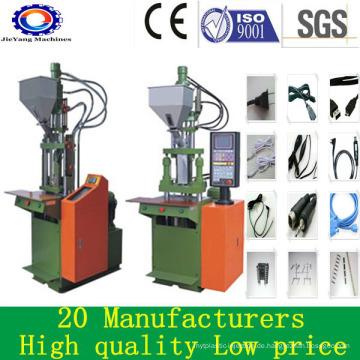 Vertikale PVC-Spritzgießmaschine für Anschlusskabel