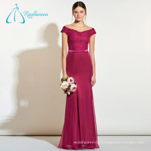 Special Design Customized Chiffon Lace Sashes Bridesmaid Dresses Wedding