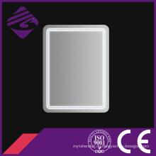 An der Wand befestigter abgeflachter Rand LED-Badezimmer-Spiegel für Dekoration