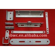 Линия оборудования weichuang L75X100X10X2500