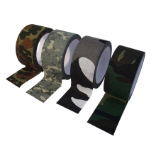 High Density Waterproof Heavy Duty Strong Gaffer Camouflage Cloth Duct Tape For Fixation