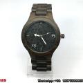 Top-Quality Wood/Ebony Watch, Quartz Watch, Marble Watch Hl04