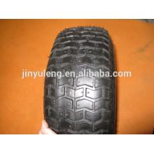 cortacéspedes de césped 16x6.50-8 / rueda de goma de tractor