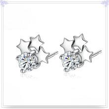 Joyería de plata de la joyería de la manera 925 pendiente de plata de Stelring (se024)