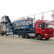 CE Certificate Yhzs35 Mobile Aggregate Plant