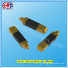 Precision Brass Pins with Copper From China (HS-BS-0063)
