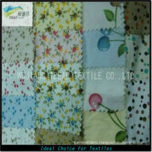 Polyester Nylon Printed Blended Corduroy Fabric