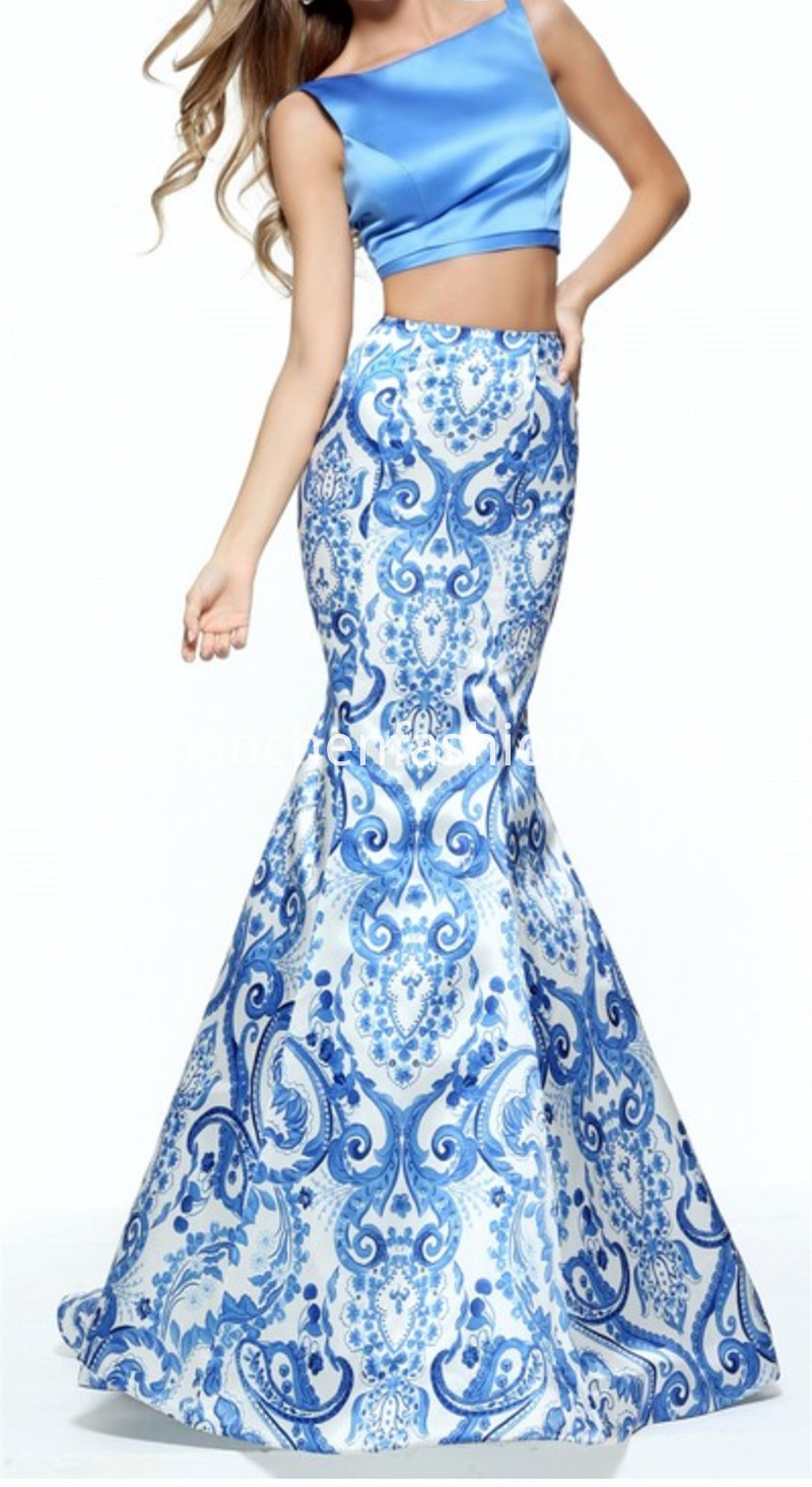 Ball Gown Evening Dress