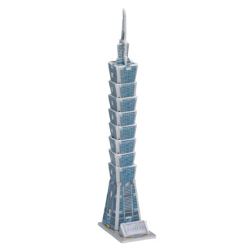 3D бумага головоломка мини-известных архитектура