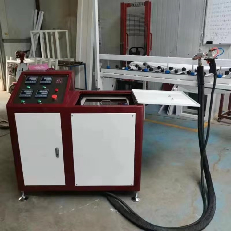Manual Hot Melt Butyl machine