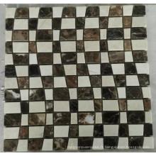 Nouvelle mosaïque en marbre Mosaic Tile (HSM219)