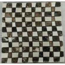 New Stone Marble Mosaic Tile (HSM219)