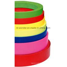 Verschiedene Dicke Möbel PVC Kantenband Tape