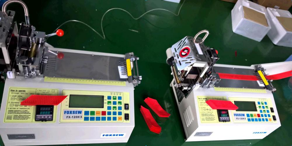 Auto Ribbon Angle Tape Cutter