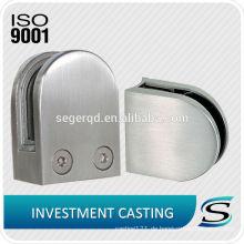 AISI304 / 316 Edelstahl Glasklemme