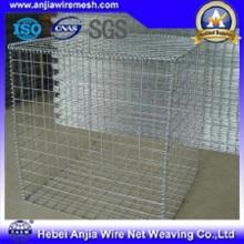 Сварная габионная проволочная сетка для строительства и строительства