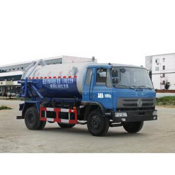 Dongfeng 8CBM Sewage Treatment Tanks Truck