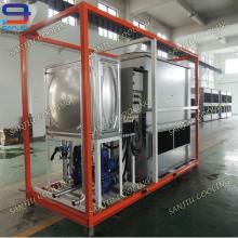 Sistema Integrado de Enfriamiento de Agua