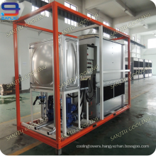 15 Ton Superdyma Closed Circuit Counter Flow GTM-3 Water Cooling Tower For GSHP