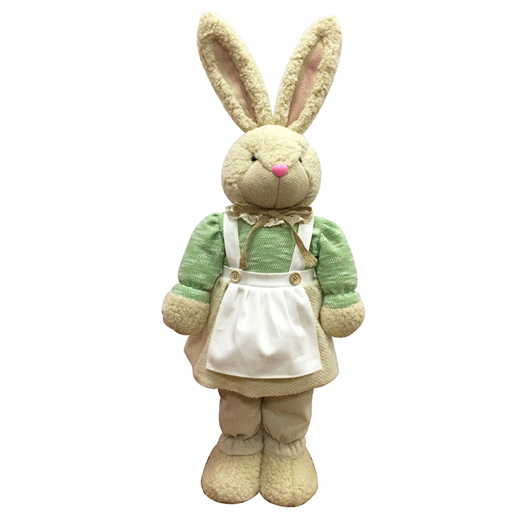 Easter Stuffed Bunny Toys Gift