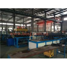 HVAC System Aluminum Mechanical Steering Opposed Blade Air Volume Damper Diffuser Roll Forming Machine Vietnam