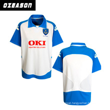 Wholesale Custom Made Team Logo and Name Cricket Jersey