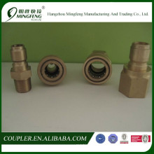 NPT3/8 Hydraulic quick coupler Plug