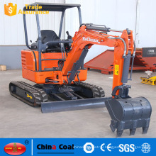 Crawler Small Mini Hydraulic Excavator With Original Excavator Bucket Teeth