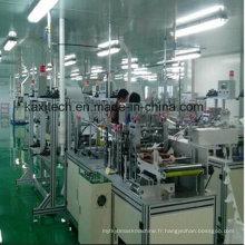 Machine complète de masque de visage d'automation de la Chine