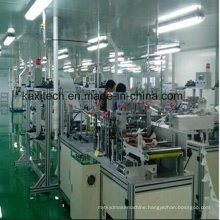 Chinese Full Automation Face Mask Machine