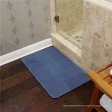 Piso alfombras de franela de espuma de memoria al por mayor para bebés