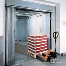 Ascenseur électrique de fret d'entrepôt d'entraînement à CA 1000kg