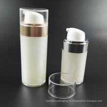 30ml 50ml bouteille de lotion vide acrylique en plastique (NAB44)