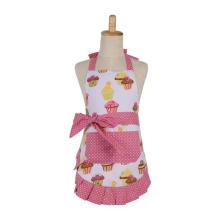 lovely apron custom logo,kitchen Apron set,for parents-child design