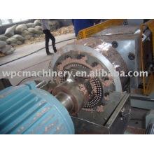 PE WPC recycled machine line