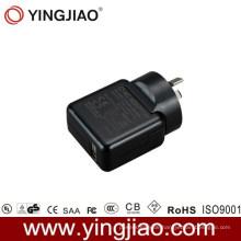 5V 1.2A 6W DC USB Adapter mit CE