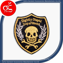 Hot Sale Cheap Custom Embroidery Badge/Patch/Label for Clothing