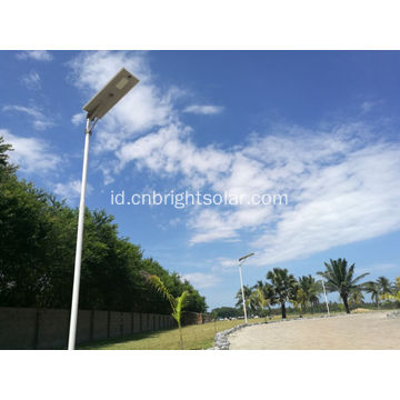 15W Integrated Solar Street Light