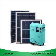 Sistemas de jogo solares da energia solar do sistema do gerador solar da iluminação do poder