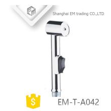 EM-T-A042 Venta caliente Aseo Baño ABS shattaf Accesorio sanitario
